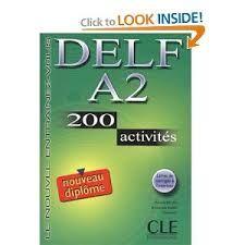 DELF A2 - Livre + corrigés cena od 330 Kč