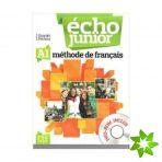 Écho Junior - A1 Livre de l'éleve + DVD-ROM cena od 368 Kč