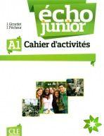 Écho Junior - A1 Cahier d'exercices cena od 224 Kč
