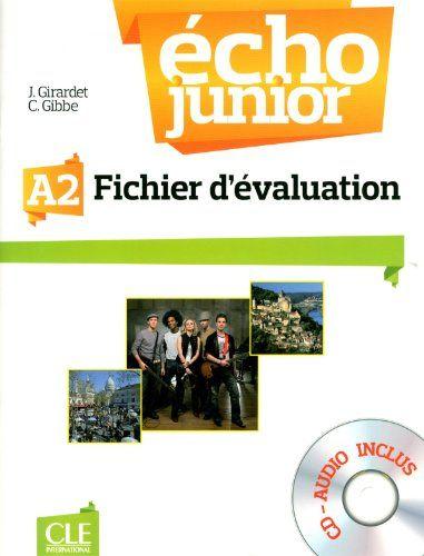 Écho Junior - A2 Fichier d'évaluation + CD audio cena od 606 Kč