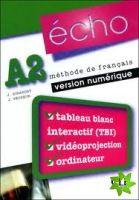 Écho Nouvelle version - A2 Ressources numérique pour TBI cena od 1192 Kč