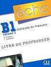 Écho Nouvelle version - B1.1 Guide pédagogique cena od 443 Kč