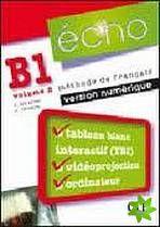 Écho Nouvelle version - B1.2 Ressources numérique pour TBI cena od 1288 Kč