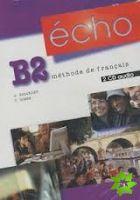 Écho Nouvelle version - B2 CD audio classe (2) cena od 1400 Kč