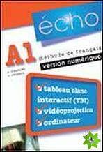 Écho - 1 /A1 NE/ Ressources pour TBI cena od 1288 Kč