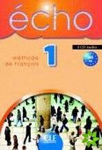 Écho - 1 CD audio individuel cena od 207 Kč
