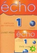 Écho - 1 DVD vidéo PAL + livret cena od 1496 Kč