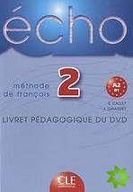 Écho - 2 DVD vidéo PAL + livret cena od 1496 Kč