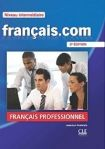 Français.com 2č Édition - Interm. Livre de l'éleve Pack cena od 491 Kč