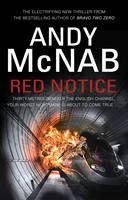 McNab Andy: Red Notice cena od 133 Kč