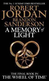 Jordan Robert: A Memory of Light (The Wheel of Time #14) cena od 0 Kč