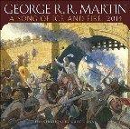 Martin, George R R: SIF# 2014 Calendar cena od 291 Kč