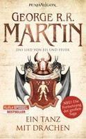 Martin, George R R: Ein Tanz mit Drachen (Das Lied von Eis und Feuer #10) [Song of Ice and Fire] cena od 340 Kč