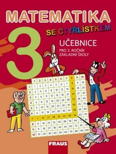 Kolektiv autorů: Matematika se Čtyřlístkem 3 pro ZŠ - učebnice cena od 104 Kč