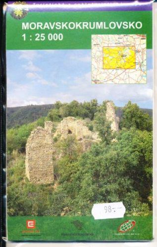 Moravskokrumlovsko 1:25 000 cena od 73 Kč