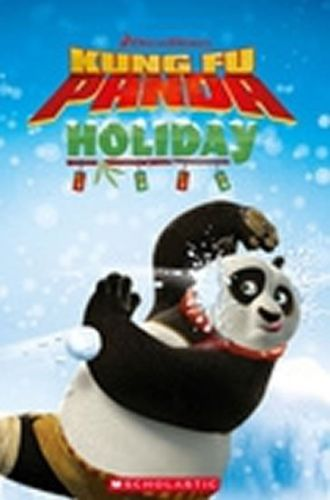 Popcorn ELT Readers 1: Kung Fu Panda Holiday with CD cena od 125 Kč