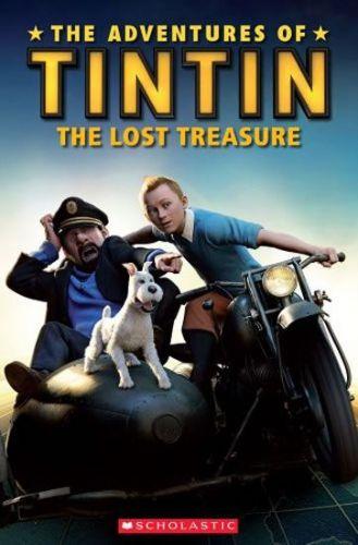 Popcorn ELT Readers 3: The Adventures of of Tintin: The Lost Treasure cena od 125 Kč
