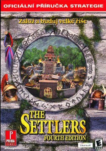 Hors Baumann a Mark Tomkins: The Settlers - fourth edition cena od 43 Kč