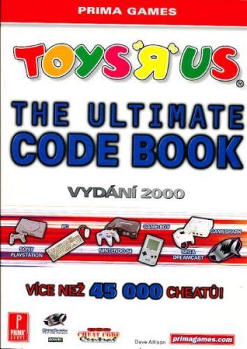 Steve Honeywell: The Ultimate Code Book cena od 43 Kč