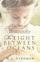 Stedman, M L: Light Between Oceans cena od 0 Kč