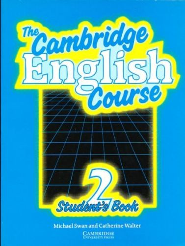 Swan Michael + Walter Catherine: Cambridge English Course 2 - Student´s Book cena od 52 Kč