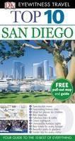 (Dorling Kindersley): San Diego (Top10) 2013 cena od 269 Kč