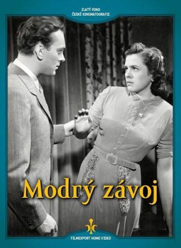 Modrý závoj - DVD (digipack) cena od 77 Kč