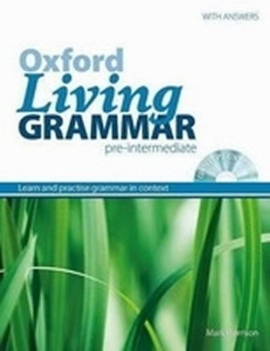 Harrison M.: Oxford Living Grammar Pre-Intermediate With Key + Cd-Rom Pack cena od 289 Kč