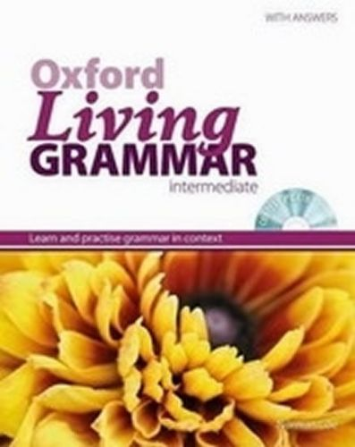 Coe N.: Oxford Living Grammar Intermediate With Key + Cd-Rom Pack cena od 256 Kč