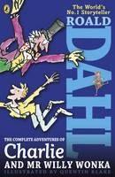 Dahl Roald: Complete Adventures of Charlie & Mr Willy Wonka cena od 215 Kč