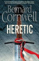 Cornwell Bernard: Heretic (Grail Quest, vol.3) cena od 89 Kč