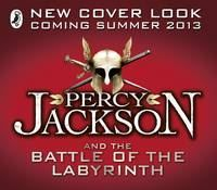 Rick Riordan: The Battle of the Labyrinth cena od 164 Kč