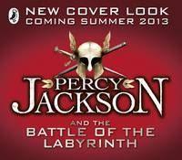 Riordan Rick: Percy Jackson and the Battle of the Labyrinth cena od 207 Kč