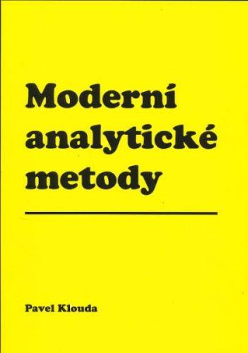 Pavel Klouda: Moderní analytické metody cena od 145 Kč