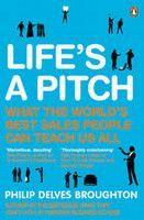 Broughton Philip: Life's a Pitch cena od 321 Kč