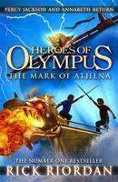 Riordan Rick: Mark of Athena (Heroes of Olympus #3) cena od 207 Kč