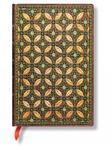Zápisník - Mosaique Safran Mini 95x140 Lined cena od 256 Kč