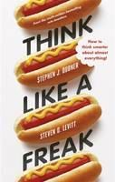 XXL obrazek Levitt Steven: Think Like Freak