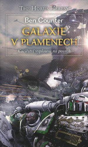 Ben Counter: Galexie v plamenech cena od 254 Kč