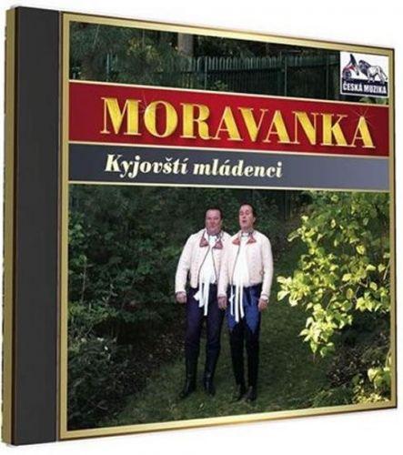 Moravanka - Kyjovští mládenci - 1 CD cena od 110 Kč