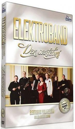 Elektroband - Den svatební - DVD cena od 125 Kč