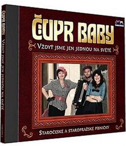 Čupr Baby - 1 CD cena od 117 Kč