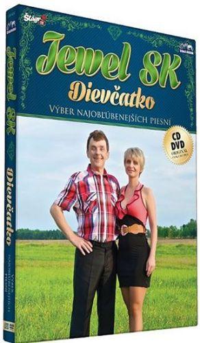 Jewel SK - Dievčatko - CD+DVD cena od 196 Kč