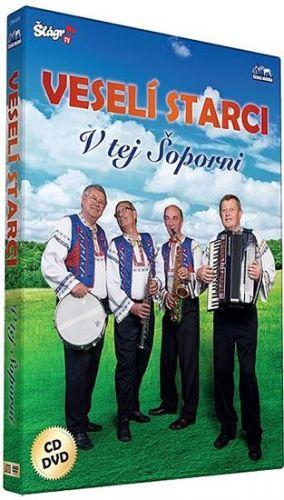 Veselí starci - V tej šoporni - CD+DVD cena od 170 Kč