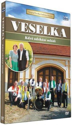 Veselka - Když odchází mládí - DVD cena od 125 Kč