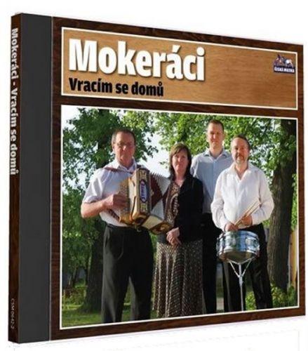 Mokeráci - Vracím se domů - 1 CD cena od 125 Kč