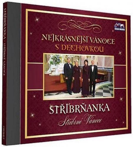 Vánoční dechovky - Vánoce se Stříbrňankou - 1 CD cena od 125 Kč