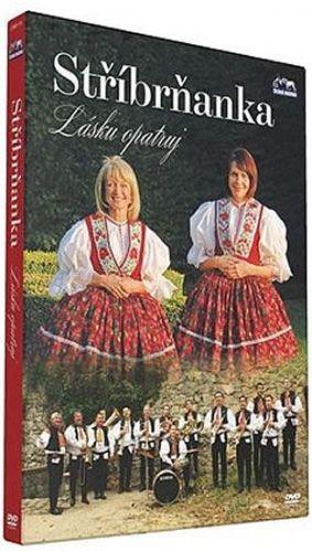 Stříbrňanka - Lásku opatruj - DVD cena od 129 Kč
