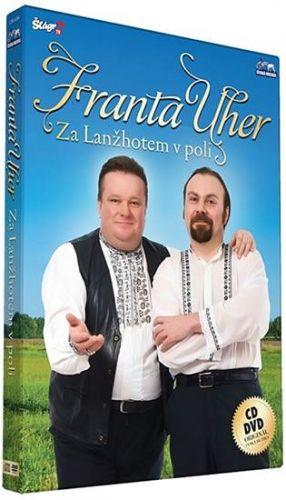 Uher František - Za Lanžhotem v poli - CD+DVD cena od 235 Kč