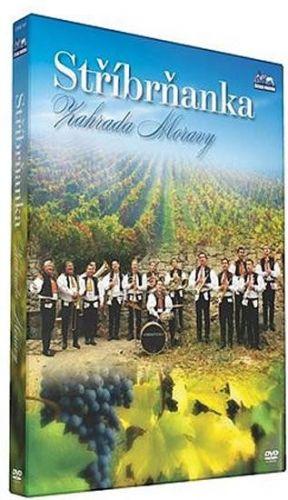 Stříbrňanka - Zahrada Moravy - DVD cena od 132 Kč